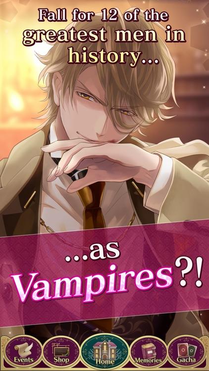 Ikemen Vampire Otome Game screenshot-3
