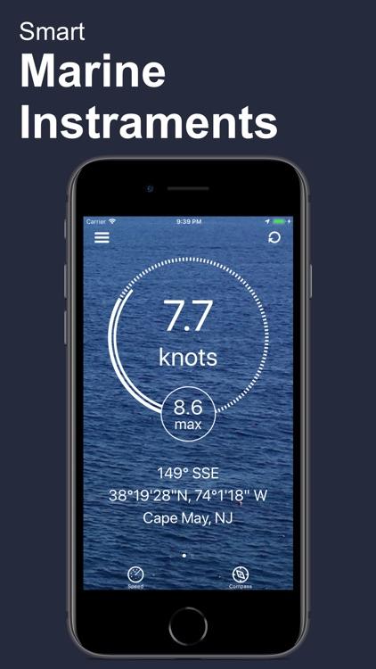 BoatSpeed: Course & Speed