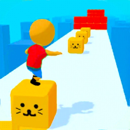 Blocky Adventure- Cubic Surfer