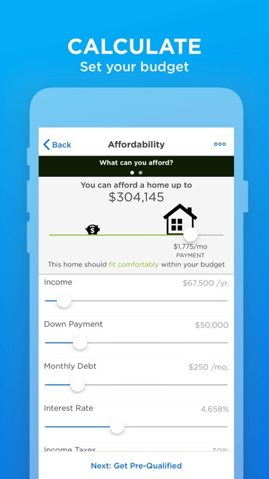 Zillow Real Estate & Rentals app image