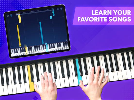 OnlinePianist:Play Piano Songs screenshot