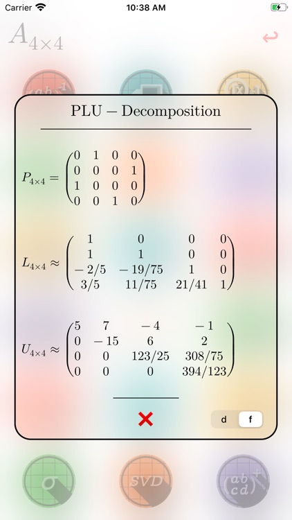 Matrix Numerics screenshot-2