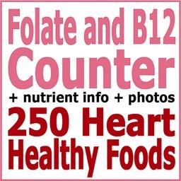 Folate & B12 Counter & Tracker