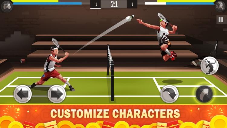 Badminton League screenshot-3