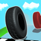 App Icon for Wheel Race App in United States IOS App Store