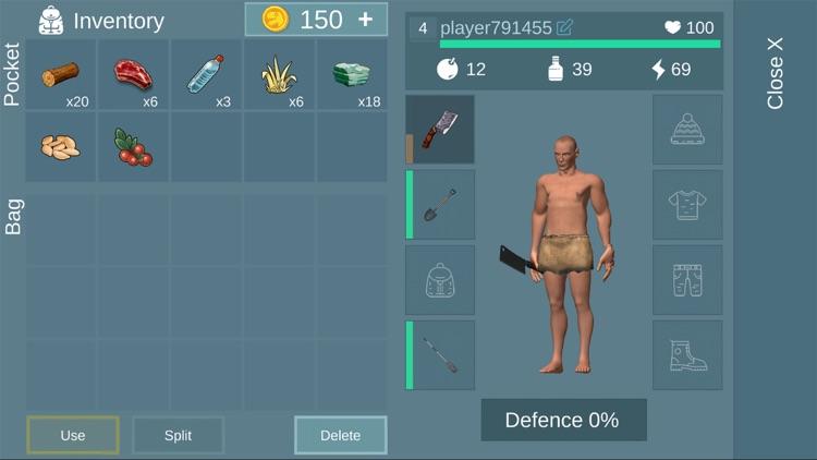 Island Survival: Hunt, Craft screenshot-3