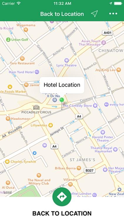 Map me home