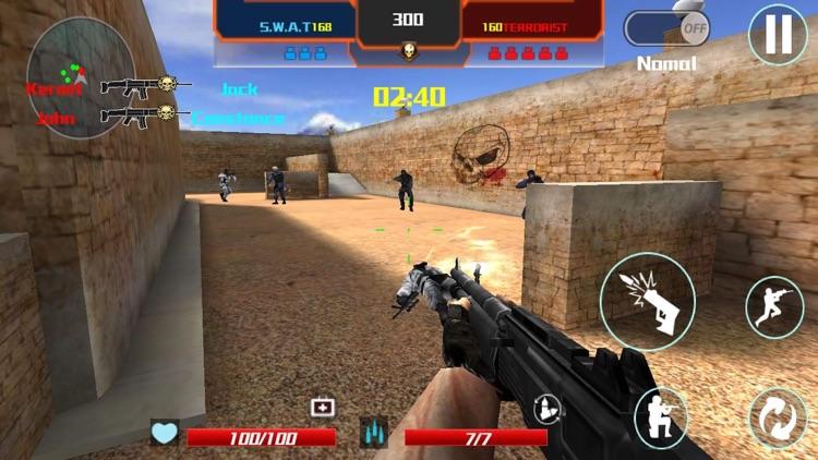 Critical strike shooting games screenshot-4
