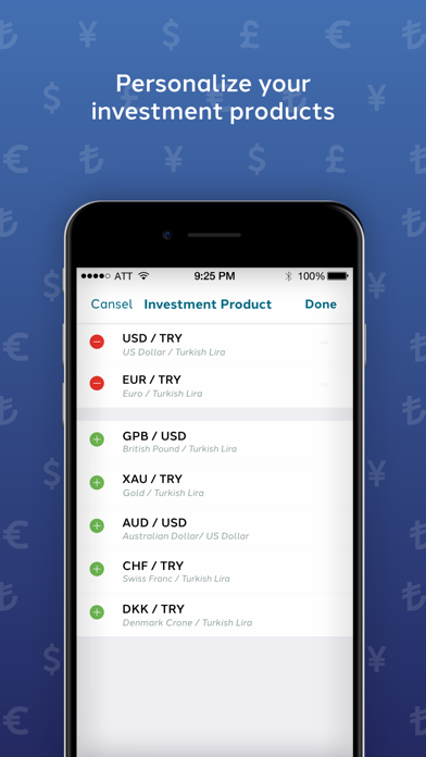 Screenshot for TradePlus in Azerbaijan App Store