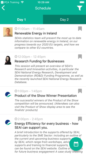 SEAI Energy Show 2019 on the App Store