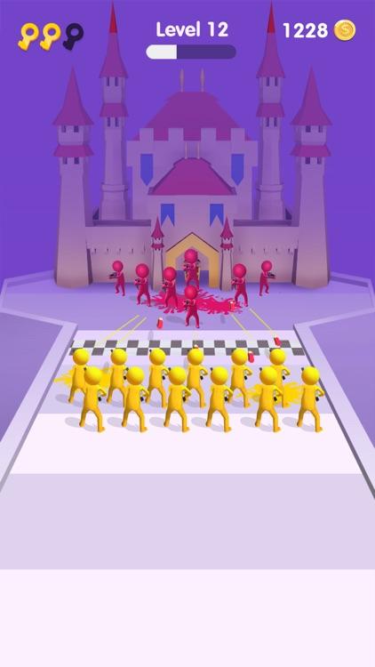 Gun Clash 3D screenshot-3
