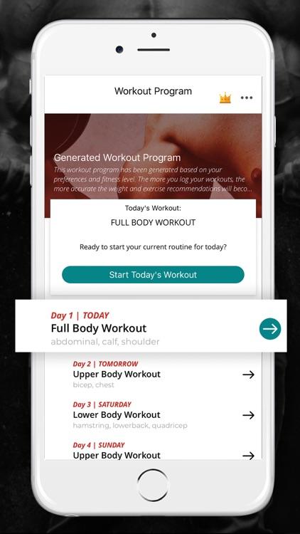 Bulk: Workouts & Meal Plans screenshot-6