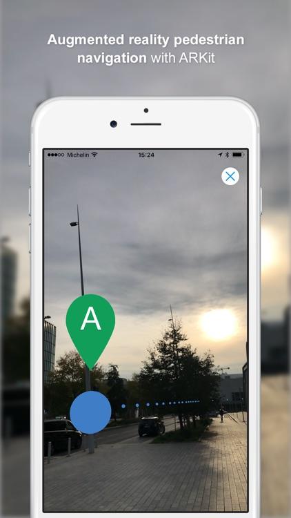 ViaMichelin GPS, Route Planner screenshot-4
