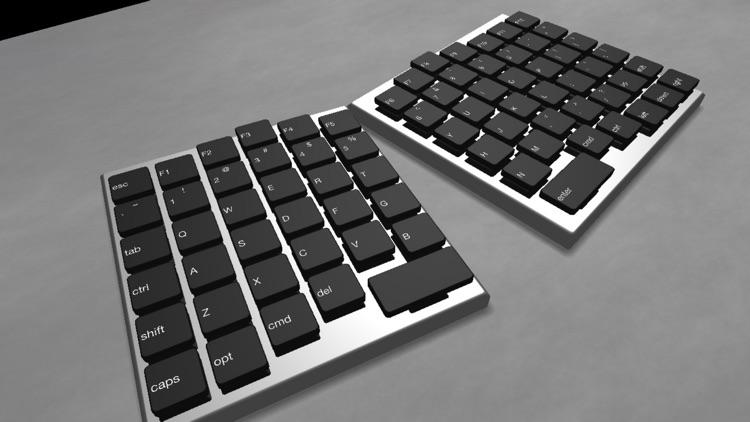 Keyboard Designer AR screenshot-5