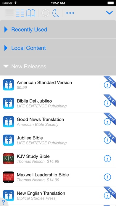 The Esv Bible review screenshots