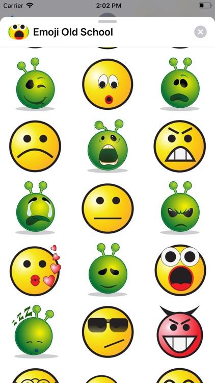 Emoji Old School screenshot-7