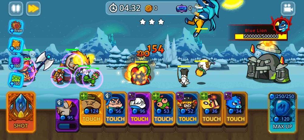 Monster Defense King hack tool