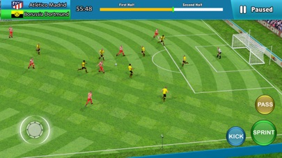 Soccer League : Football Games screenshot #1