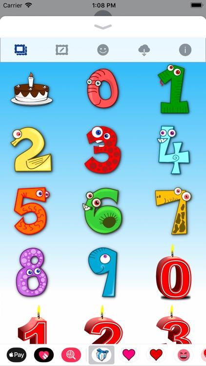 Happy Birthday! • Stickers