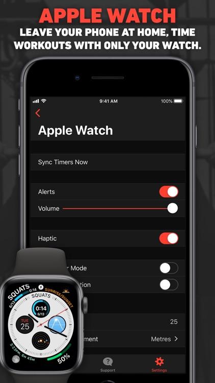 Seconds Pro Interval Timer screenshot-6