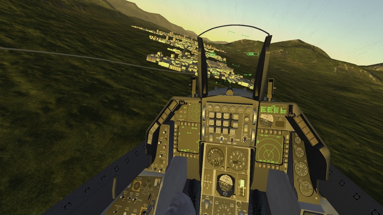 Armed Air Forces - Jet Fighter screenshot-9