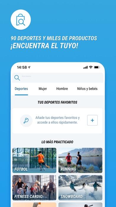 Descargar Decathlon - Tienda de deporte para Android