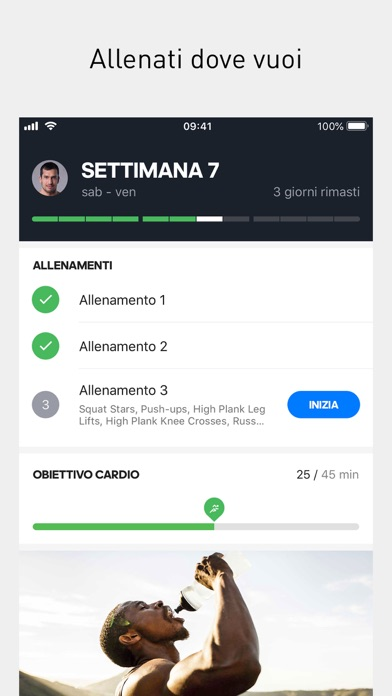 Runtastic Results Workout