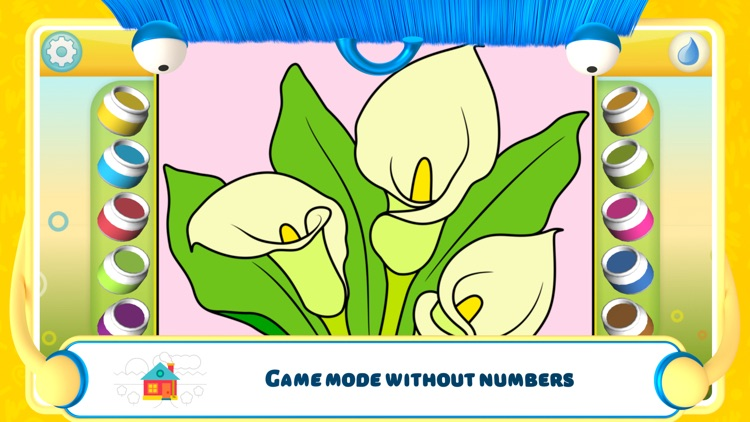 Color by Numbers - Flowers + screenshot-5