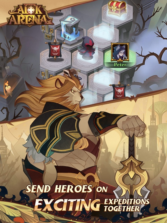 AFK Arena Tips, Cheats, Vidoes and Strategies | Gamers Unite! IOS
