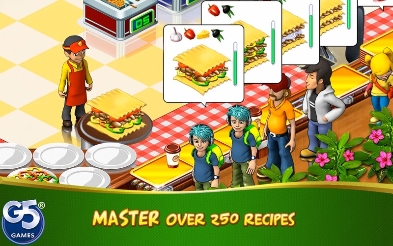 Stand O'Food City screenshot 3