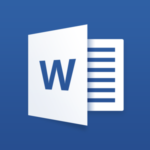 Microsoft Word Productivity app