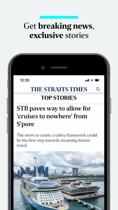 The Straits Timesのおすすめ画像1