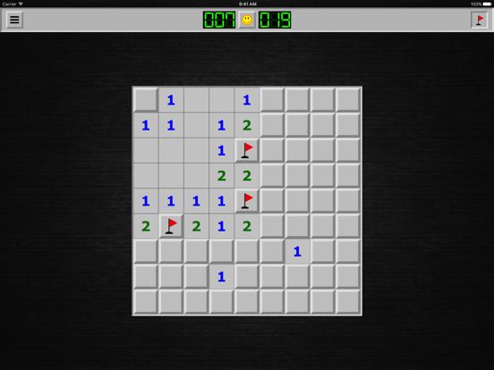 Сапёр (Minesweeper) на iPad