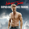 Adrian James: 6 Pack Abs (DE)
