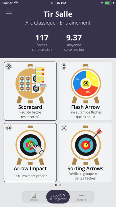 download iArcheryStats apps 3