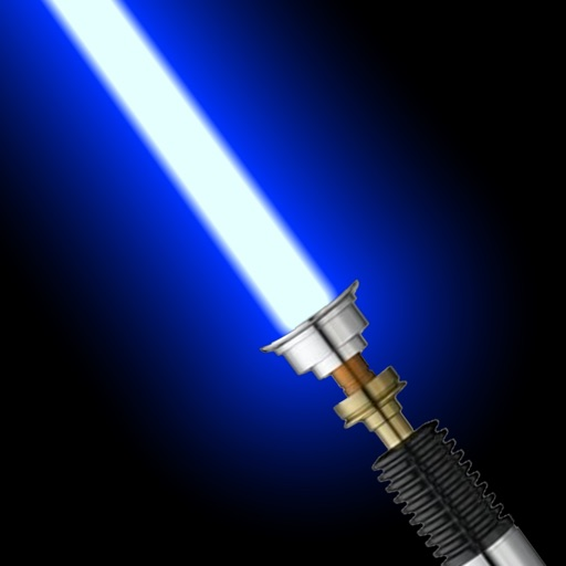 Lightsaber Camera Deluxe icon