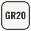 Jorge Rodriguez-Flores Esparza - GR20 アートワーク