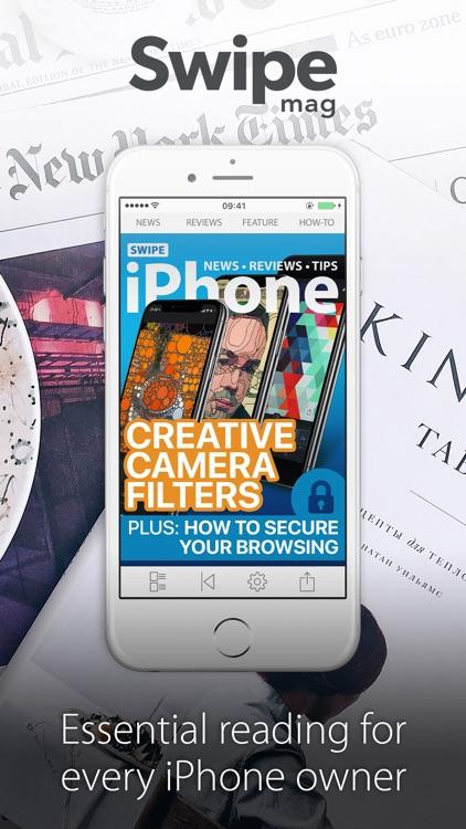 Swipe for iPhone