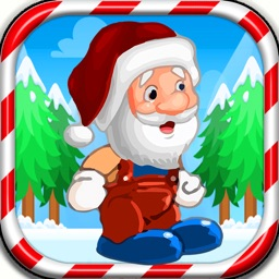 Super Santa Run&Jump Christmas