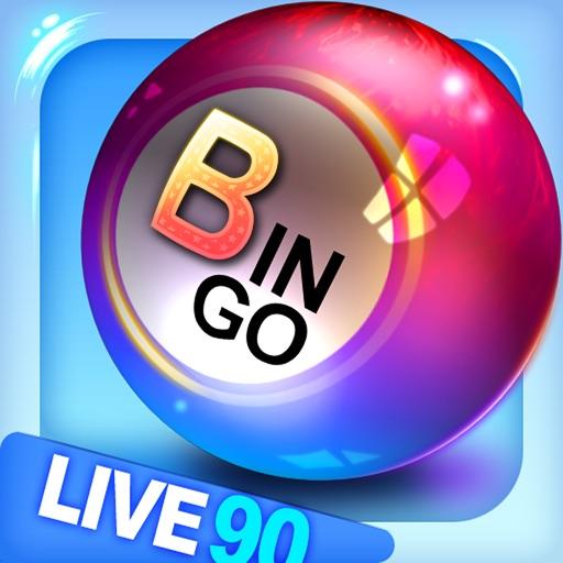 ビンゴ90ライブ+ Vegasスロット、ビデオポーカー