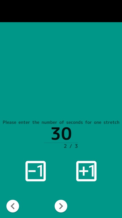 Easy Stretch Timer screenshot-7
