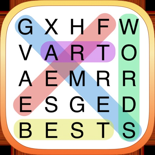 Word Search · free software for iPhone and iPad