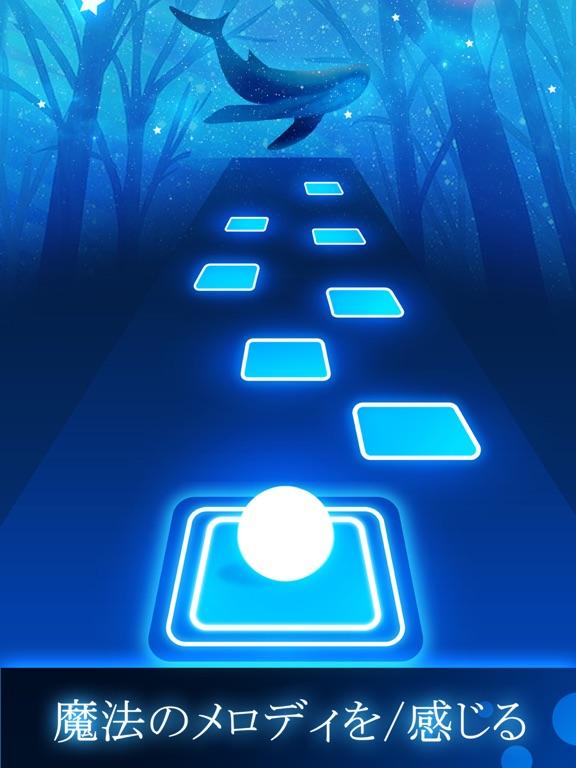 Tiles Hop:リズムゲームのおすすめ画像2