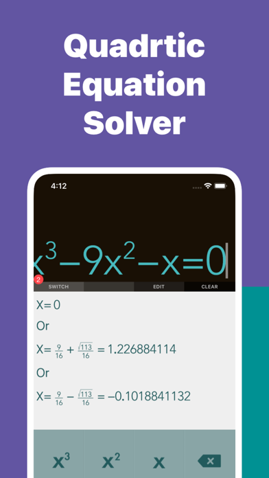 Scientific Calculator + screenshot three