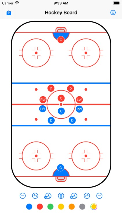 Hockey Board screenshot-3