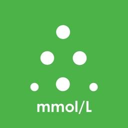 Dexcom Follow mmol/L DXCM2