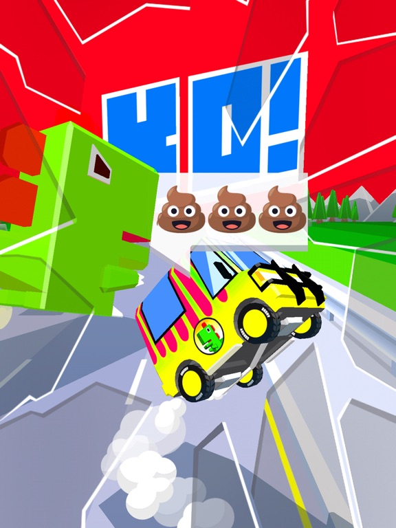 Dashy Crashy для iPad