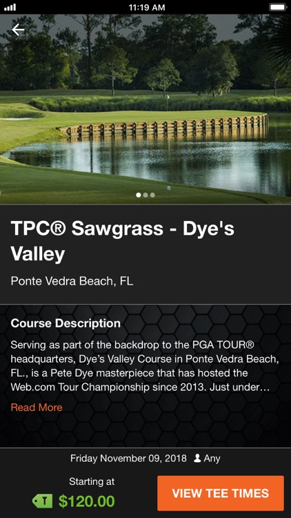 TeeOff by PGA TOUR screenshot-3