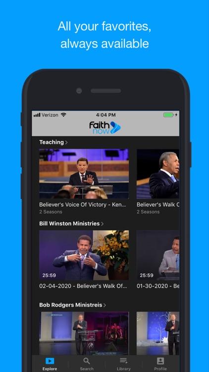 FaithNOW