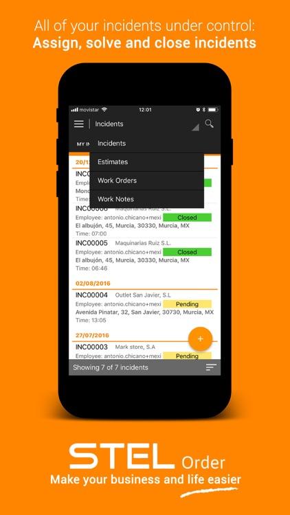 STEL Order - Invoices, CRM/ERP screenshot-5